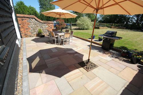 New Garden Patio Installations For Summer Outdoor Entertaining