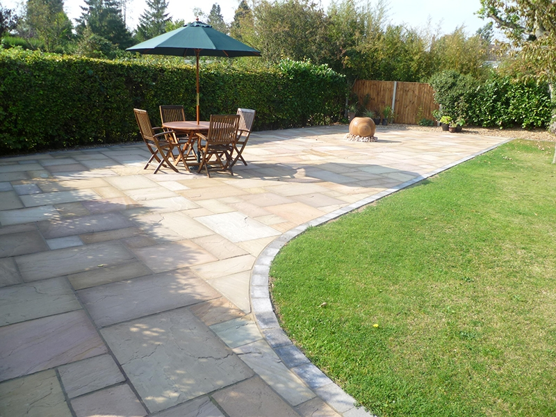 Patio paving ideas to give you garden envy for Garden design ideas blog