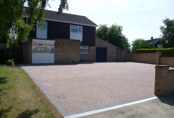 An example of a driveway we can produce.
