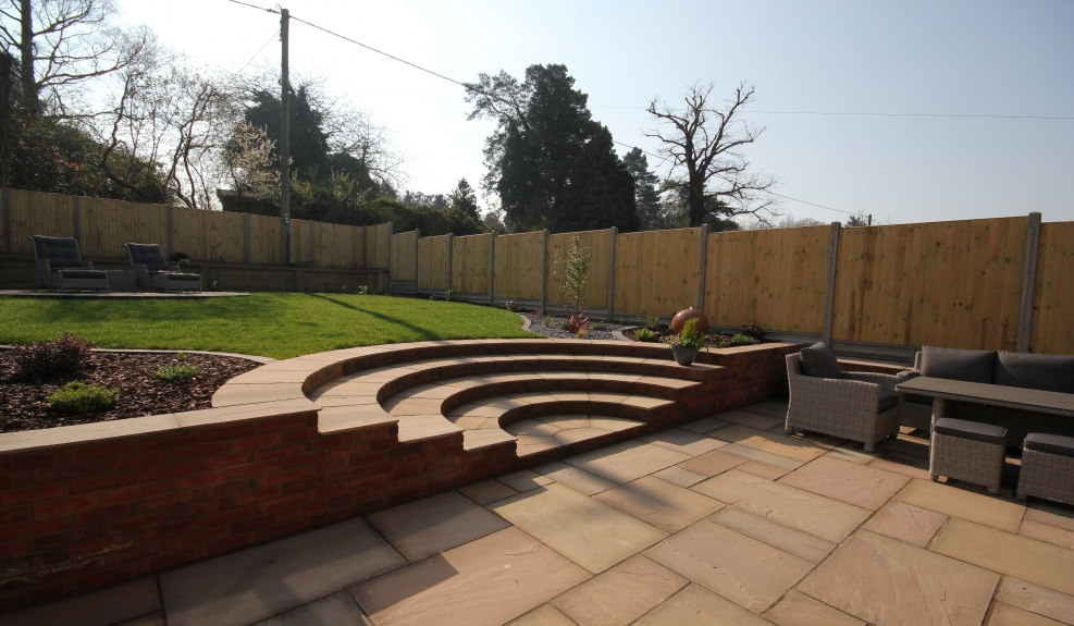Full garden makeover Costessey