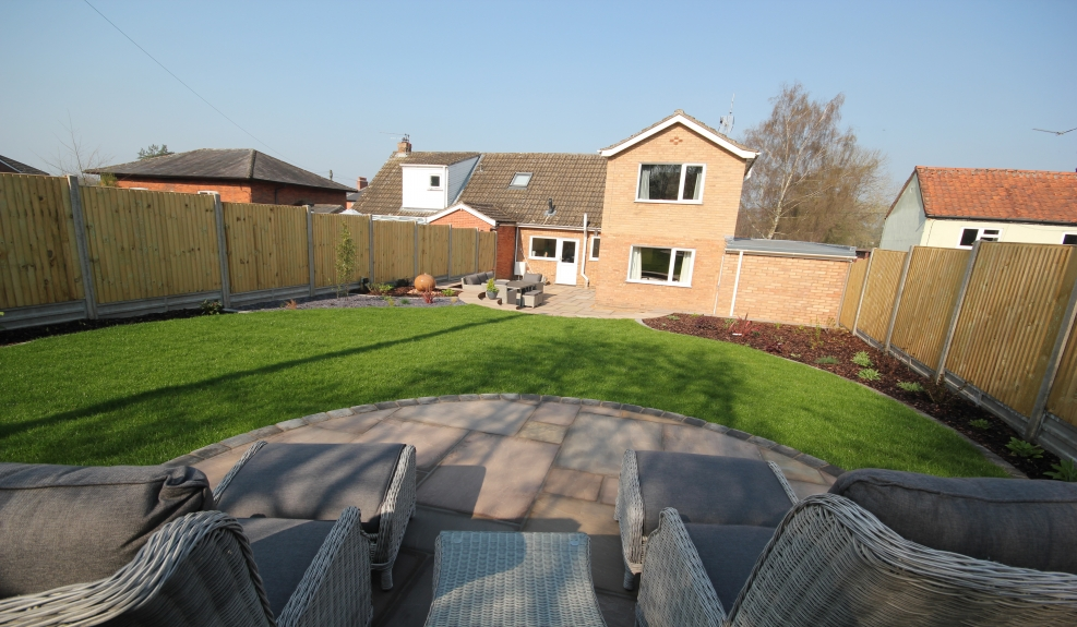 Full garden makeover Garden Costessey