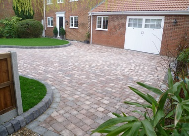 Driveway and Front Garden in Worlingham