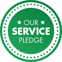 Our Service Pledge